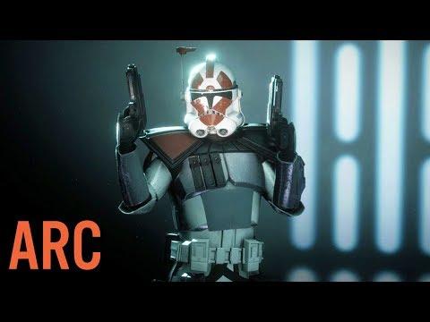ARC Trooper Gameplay! - Star Wars Battlefront 2 thumbnail