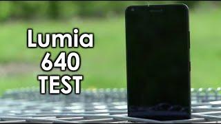 Lumia 640 - test -  Twardy reset