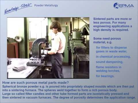 110 | Knowledgefloater - Powder Metallurgy