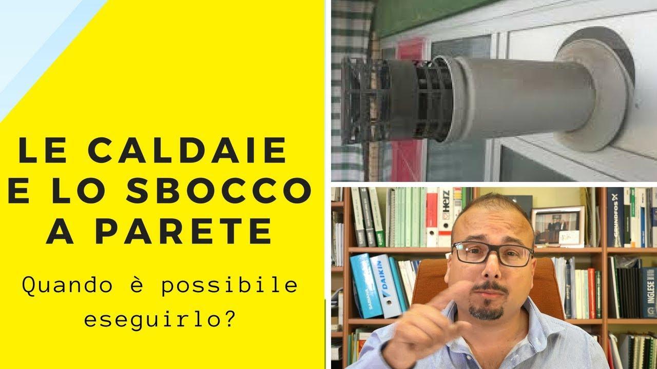 Stufe A Pellet Installazione Esterna scarico, a parete o in copertura, dei fumi combustione di un generatore di  calore?