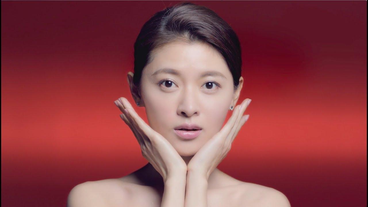 張子蕾廣告演出 資生堂SHISEIDO紅妍肌活露 - YouTube