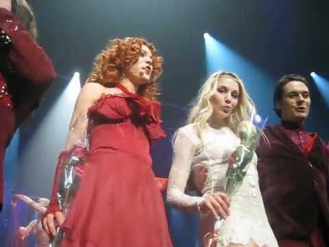 Dracula @Arena de Genève, Nos rêves - Incroyable Final !!!!