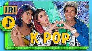 REACCIONANDO AL K-POP, SON MUCHAS PERSONAS EN UN GRUPO | LOS POLINESIOS RETO