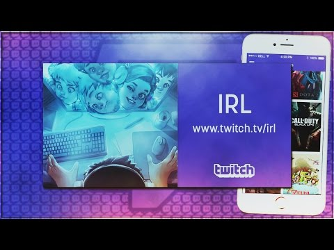 How To Stream on ANY Phone To Twitch/YouTube! - TwitchIRL STREAMING!