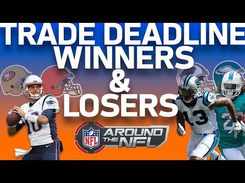 NFL Trade Deadline Winners & Losers | Around the NFL | NFL Network