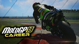 MotoGP 18 Career Mode Part 28 - FACTORY BIKE? (MotoGP 2018 Game Career Mode Gameplay PS4 / PC)