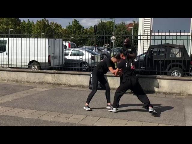 20190907   Sanda self defense