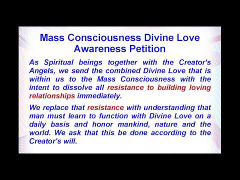 Building Loving Relationships with the Mass Consciousness Webinar