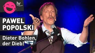Pawel Popolski verliert fast seinen Bart