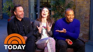 Behind The Scenes Of 'Love Actually' Sequel With Keira Knightley, Hugh Grant, Andrew Lincoln | TODAY