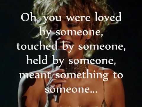 Whitney Houston, In Memoriam- You Were Loved (lyrics)