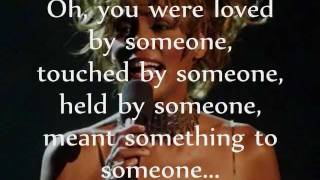 Whitney Houston, In Memoriam  - You Were Loved (lyrics)
