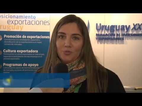 5  EXPO ALADI - Uruguay 2014 - Agencias De Promoción