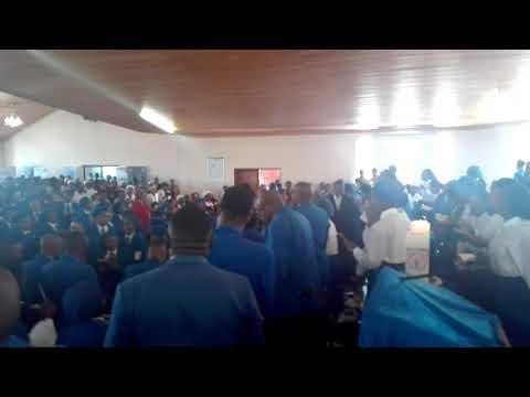 Bloemfontein circuit Wesley Guild -Lukhangela kuwe