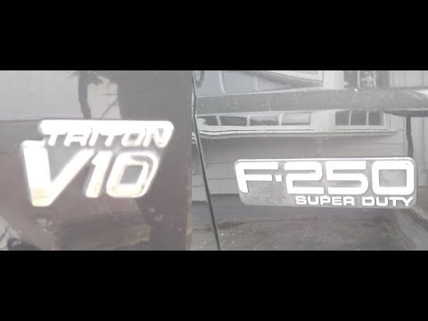 2000 Ford F250 Triton V10 6.8L Fuel Filter Disconnect Tool  F V Fuel Filter on