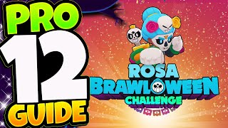 Watch This To Win 12 Games... COMPLETE Brawloween Challenge Guide!