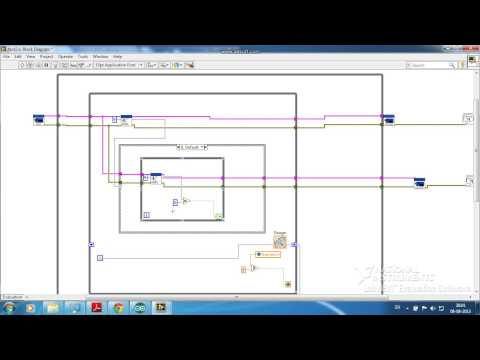 Contact less TachoMeter Using Labview and Arduino