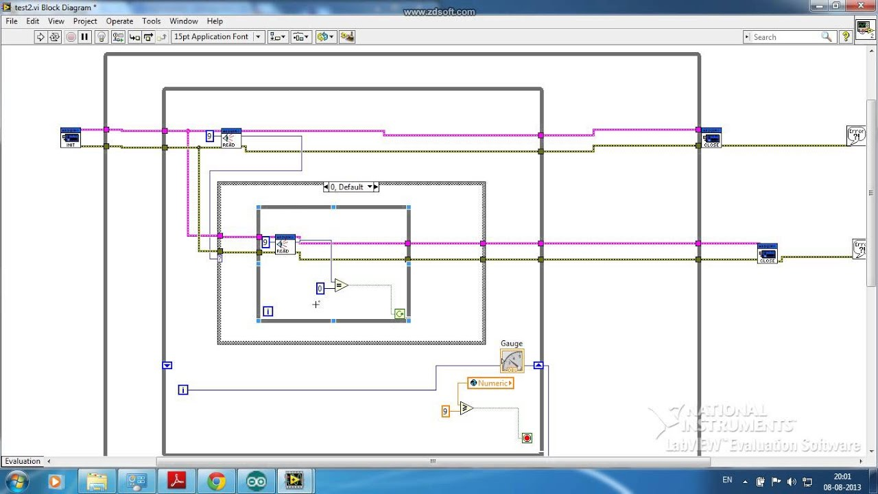 Contact less tachometer using labview and arduino youtube contact less tachometer using labview and arduino ccuart Images