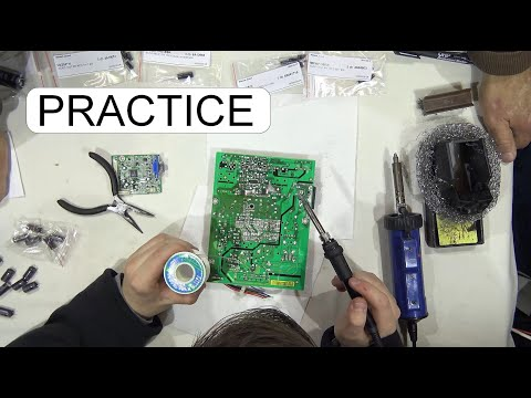 ELECTONICS MECHANIC PRACTICE IN REAL TIME
