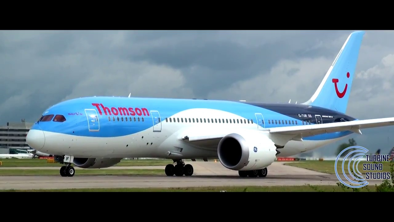 Boeing 787 Dreamliner - Perfect GenX sounds!!!