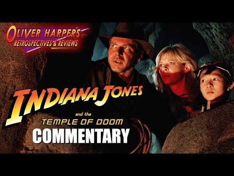Indiana Jones And The Temple Of Doom Commentary (Podcast Special)