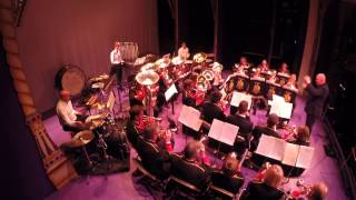 Wakefield Metropolitan Brass Band - Bat Out Of Hell