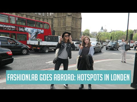 Fashionlab goes abroad: hotspots in Londen
