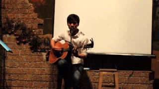 [Đêm nhạc Cỏ Khát] Cỏ và mưa - Guitarist