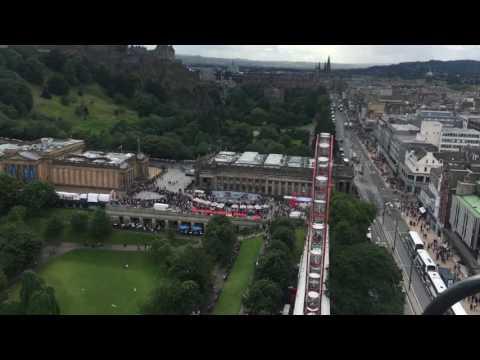 Edinburgh Prince Street