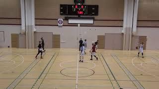Aalto-Basket - Karkkila, 4.11.2017, M1DB