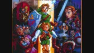 The Legend Of Zelda Ocarina Of Time Soundtrack - Spiritual Stone Get