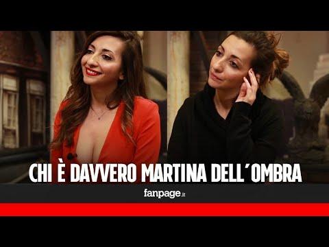"""Martina Dell'Ombra in realtà è Federica Cacciola: """"Ecco com'è nato il personaggio più odiato del web"""