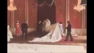 Неизвестные фотографии принцессы Дианы,в сети появились неизвестные снимки со свадьбы.