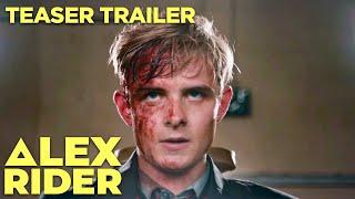 Alex Rider | First Official Teaser Trailer