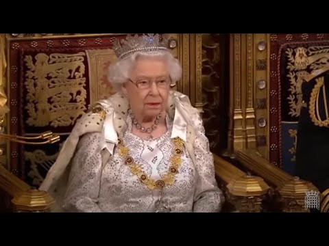 October 2019 Queen's Speech And State Opening Of Parliament