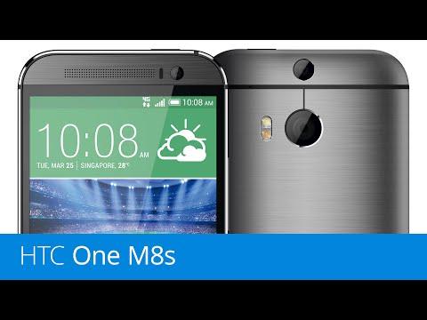 HTC One M8s (recenze)
