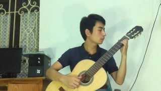 Nhớ mùa thu Hà Nội - guitar solo