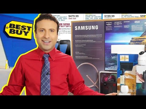 Top 10 Best Buy Black Friday 2019 Deals