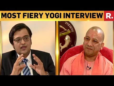 Yogi Adityanath Speaks To Arnab Goswami | Nation Wants To Know - Part II