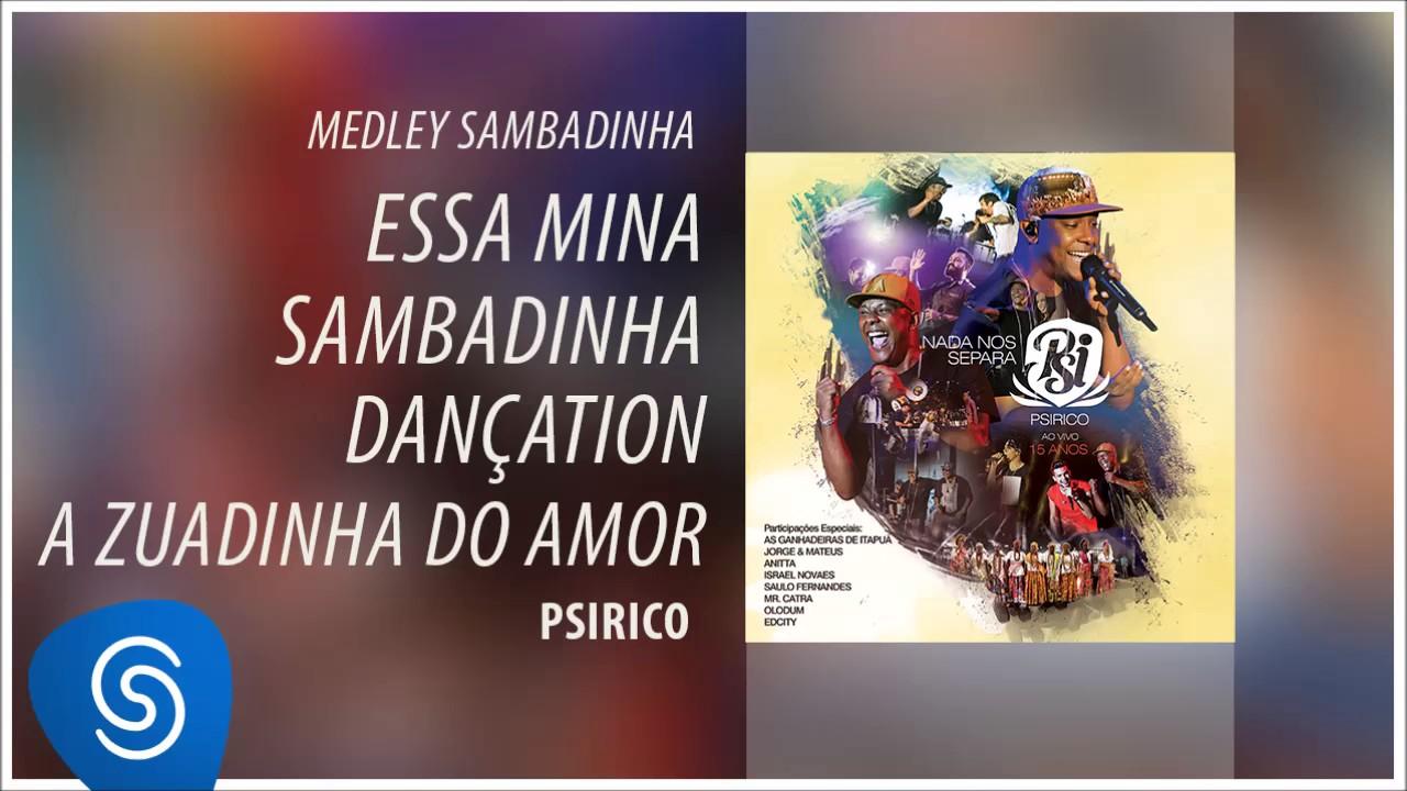 musica psirico sambadinha