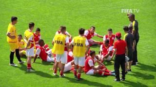 Santa Fe v. West Ham United, Match Highlights