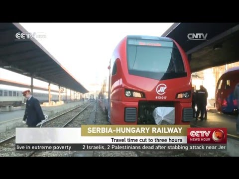Serbia-Hungary Railway: Travel time cut to three hours