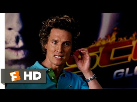 Tropic Thunder (4/10) Movie CLIP - Rick Peck, Hollywood Agent (2008) HD