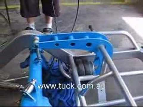 Air Bags Suspension >> Cantilever Airbag Setup - YouTube