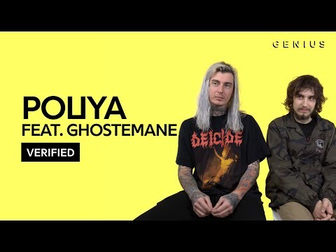 """Pouya """"1000 Rounds"""" Feat. Ghostemane Official Lyrics & Meaning   Verified"""