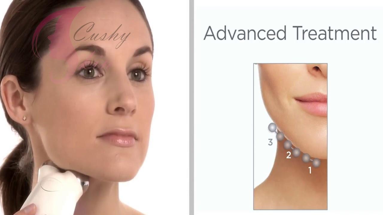 CushySkin Ultrasonic Cryotherapy Facial Lifting Massager