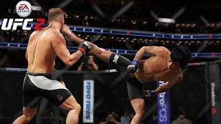 UFC 2 - BRUCE LEE VS THE WORLD