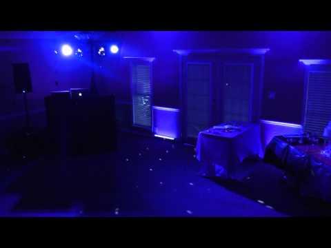 ADJ, American DJ Mega Go Bar, in Action DJ Gig Log