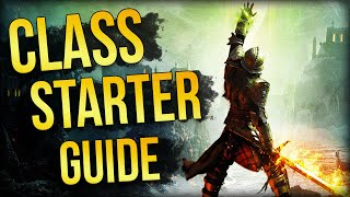 Dragon Age: Inquisition - Character Class Starter Guide (Rogue, Warrior, and Mage)