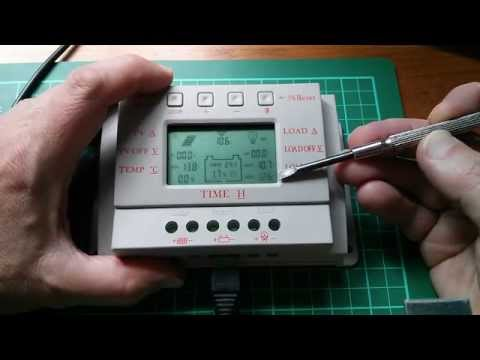 Review: MPPT-M20 Solar Charge Controller #1 - It's a Fake